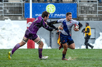 Ohio vs Denver in the inaugural game of the 1st season of the US PRO (Professional Rugby Organization) Rugby League.Final score of the game was Denver 16 and Ohio 13.