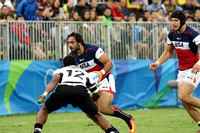 The Rio 2016 Olympic Games: USA Men's Eagles Sevens vs. Fiji
