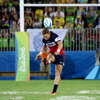 Rio 2016 Olympic Games Women's Rugby Sevens 5th Place Play-Off: USA Women's Eagles Sevens vs. France