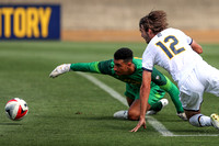 Men's Soccer: Creighton Bluejays at California Golden Bears