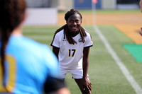 Women's Soccer: Long Beach State 49ers at California Golden Bear