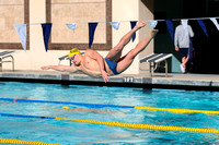 Cal Men's Swimming