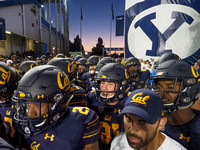2018.09.08 Cal Football at BYU