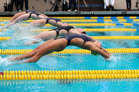 2019.02.16 Cal Women's Swimming and Diving vs. Stanford