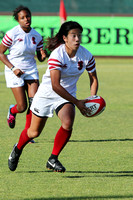 USA Rugby 2014 Collegiate Nationals Women's D1 Semi-Final Stanford vs American International