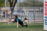 2019/05/25 Rugby: College Womens