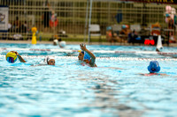 USA Water Polo Junior Olympics: 12U Girls Championship CDM vs. SoCal Black
