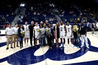 Cal Men's Basketball Seniors