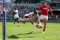 USA Men's Eagles Sevens vs. Argentina