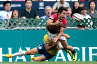 Hong Kong Men's Sevens vs. Brazil