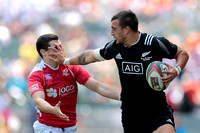 HSBC Hong Kong Sevens 2015 New Zeland vs. Portugal, Hong Kong, 28 March 2015