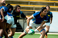 2015.05.09 W College Rugby: Notre Dame College vs. UC Riverside