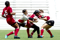2015.06.14 Rugby 7s Women Trinidad v Mexico