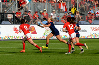 2015.07.12- Pan Am Games - Rugby Women - USA v Canada - Gold Medal Game