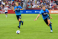 AT&T MLS All-Star Game 2015 between the MLS All-Stars v Tottenham Hotspurs.