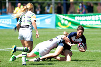 American Rugby Pro vs. Seattle Saracens