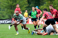 Seattle Saracens and Dallas Rugby