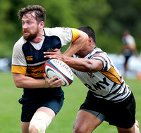 Belmont Shore Rugby and U.S. Army Selects