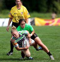 Scion Sirens and Seattle Saracens