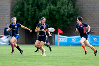 New York Rugby and Hawaii Lady Harlequins