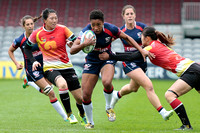 USA Women's Eagles 7s vs. China