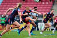 USA Women's Eagles 7s vs. Australia