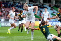 England Women's 7s vs. South Africa