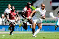 England Men's Sevens vs. Kenya