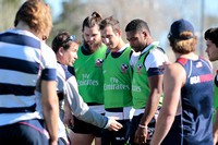 USA Men's Eagles Sevens Training Session