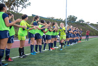 Cal State Monterey Bay Otters womens soccer at Cal State East Bay Pioneers
