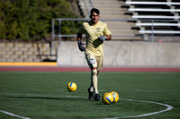 Cal State Monterey Bay Otters mens soccer at Cal State East Bay Pioneers