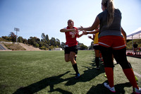 Cal State East Bay Pioneers womens soccer v SF State Gators