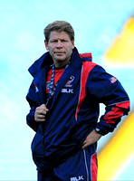 USA Men's Eagles head coach Mike Tolkin