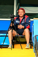 USA Men's Eagles video analyst Paul Goulding