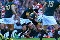 RWC: South Africa vs. Japan