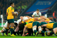 Rugby World Cup 2015: England vs. Australia Wallabies