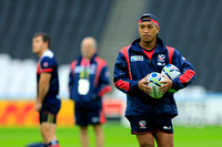 USA Men's Eagles Captain's Run