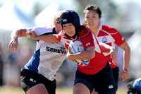 Japan Women's Sevens Selects 1 v Serevi Selects