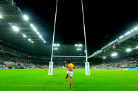 Rugby World Cup 2015: New Zealand All Blacks vs. Tonga