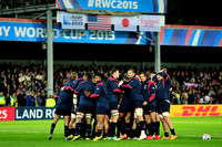 Rugby World Cup 2015: USA vs. Japan
