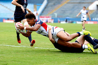 HSBC World Rugby Women's Sevens Series S‹o Paulo: USA vs. England