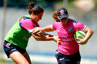 HSBC World Rugby Women's Sevens Series S‹o Paulo Training Session