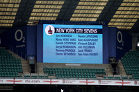 New York Sevens Team at the 2013 World Club Sevens