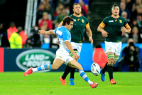 Rugby World Cup 2015 Bronze Final: South Africa Springboks vs. A