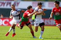 HSBC World Rugby Men's Sevens Series: USA vs. Portugal