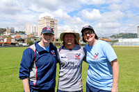 HSBC World Rugby Women's Sevens Series São Paulo Captain's Run