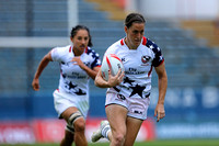 HSBC World Rugby Women's Sevens Series S‹o Paulo: USA vs. New Zealand