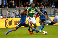 Portland Timbers at San Jose Earthquakes