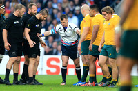 Rugby World Cup 2015 Final: New Zealand All Blacks vs. Australia Wallabies