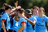 HSBC World Rugby Women's Sevens Series São Paulo Training Session